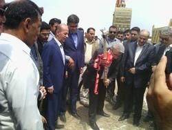 وزیر نیرو در گلستان
