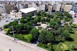 پارک یک هکتاری گلستان در یک قدمی تخریب/مسئولان ورود کنند