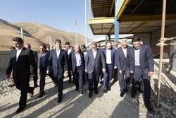 وزیر کشور از مرز سرو در ارومیه بازدید کرد