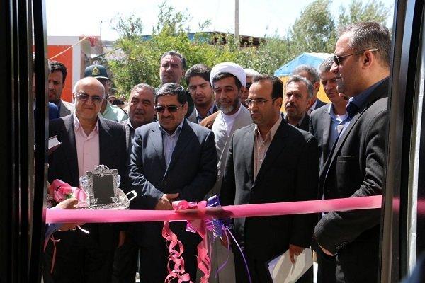۶۰۰ واحد بازسازی شده در شهرستان کوهبنان و روستای جور افتتاح شد