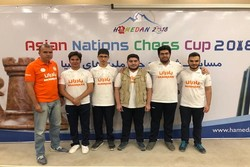 Iran crowned at Asian Nations Chess Cup
