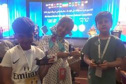 افتخارآفرینی ۳ کودک الشتری در مسابقات ملی«محاسبات ذهنی با چرتکه»