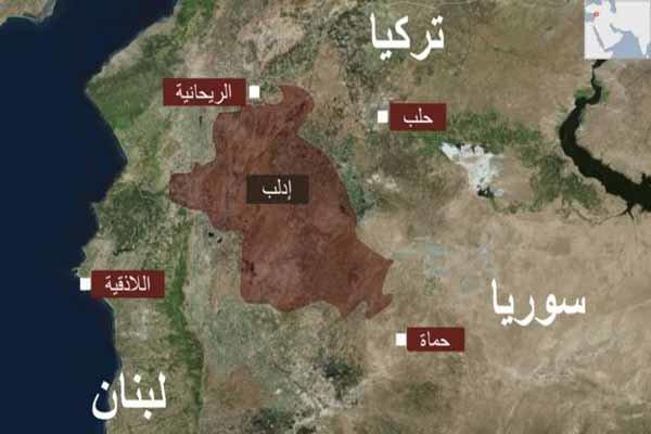 مقتل وجرح 80 شخصاً في إدلب وقاعدة حميم تسقط طائرات مسيرة من الشمال السوري