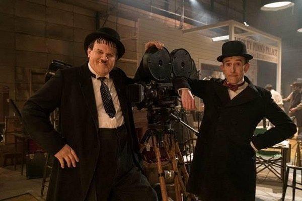 لورل و هاردی جشنواره فیلم لندن را به پایان میبرند
