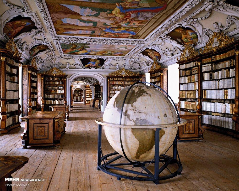 بهترین کتابخانه های جهان