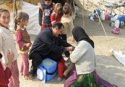 کاهش بیماریهای واگیر در مناطق زلزلهزده نسبت به سال قبل