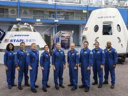 ۹ فضانورد پرواز آزمایشی کپسول های فضایی ۲۰۱۹ انتخاب شدند
