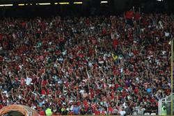 تماشاگران فوتبال - پرسپولیس