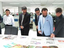 Mehr Haber Ajansı heyetinden Çin'e ziyaret-2