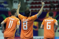 Iran's Mes Sungun secures berth in quarterfinal of AFC Futsal Club C'ships