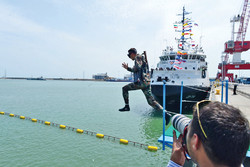 Army Games' Intl. Depth Competition underway in Nowshahr