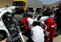 Road crashes claim 1,180 lives in Iran since summer