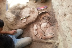 Iron Age remains unearthed in northwest Iran