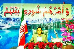 «صمد امیری» رئیس شورای شهر الشتر شد