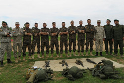 إيران تحرز مركز الوصافة في الألعاب العسكرية الدولية بروسيا