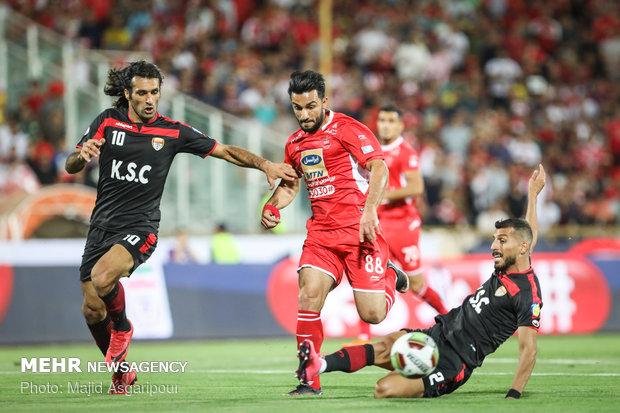 دو درخواست باشگاه پرسپولیس از سازمان لیگ قبل از بازی با السد قطر