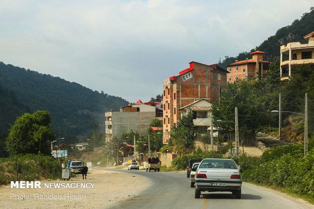 تداوم ساخت و ساز غیر مجاز در روستاهای گلستان