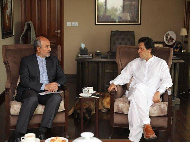 عمران خان کا ایران اور سعودی عرب کے درمیان تعمیری اور مثبت کردار ادا کرنے کا عزم