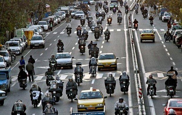 شلیک دو تیر هوایی برای دستگیری سارقان موتورسیکلت در ترمینال آزادی