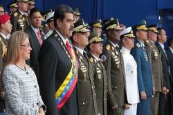 سخنرانی مادورو پس از سوء قصد نافرجام/ شماری از عوامل ترور دستگیر شدند