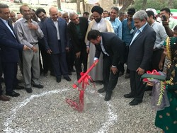 Ground broken for handicrafts marketplace in Hormozgan