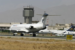 Iran, Iraq sign MoU on civil aviation coop.