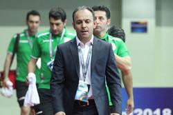 بی غم:  بازیکنان ایرانی نفت عراق برایمان مشکل ایجاد کردند