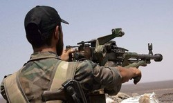 Syrian Army thwarts terrorist attack in Hama , kills scores of terrorists