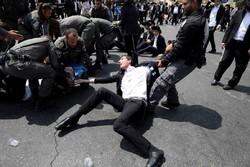 اعتراض ارتدوکس های افراطی به سربازی اجباری در اسرائیل