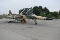 Overhauled Mirage, F-5 join Iranian air fleet