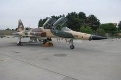 اورهال دو فروند هواپیمای میراژ و اف۵