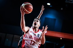 Iran U18 basketball