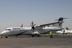 Five new ATR jets enter service in Iran
