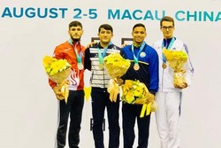 Iranian students become vice champion in 2018 World Wushu C'ships