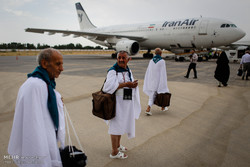 Hamadan Hajj pilgrims embark on Journey