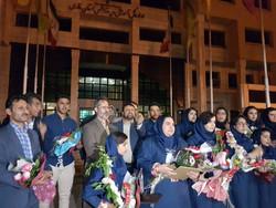 درخشش دانش آموزان شیرازی در جشنواره ملی تجسمی