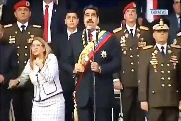 Pres. Nicolás Maduro survives drone assassination attempt
