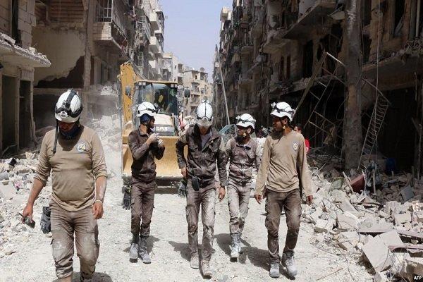 انگلیس پذیرای تروریستهای «کلاه سفید» سوریه