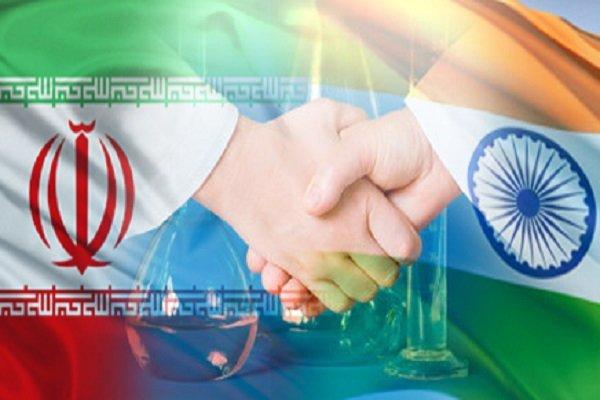 إيران والهند تتفقان على التعاون في إجراء 12 مشروعا مشتركا
