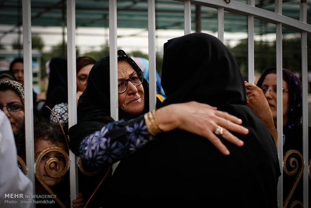 Hamadan Hajj pilgrims embark on Journey