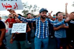 از سرگیری تظاهرات در بصره در سایه تدابیر شدید امنیتی