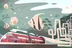 تونل زیردریایی