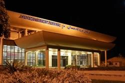 پرواز همدان - کیش در فرودگاه همدان برقرار میشود