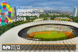 گزارشی از شرایط ورزش ایران در بازیهای آسیایی ۲۰۱۸