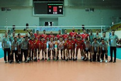 Iran's Khatam clinches title of Asian Club Volleyball C'ship