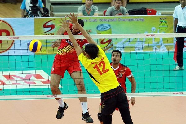 Iranian team advances to final of Asian Club Volleyball C'ship