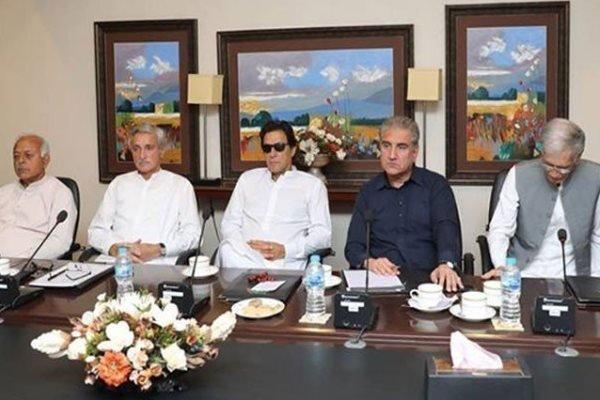 «عمران خان» امروز به صورت رسمی نامزد پست نخست وزیری خواهد شد