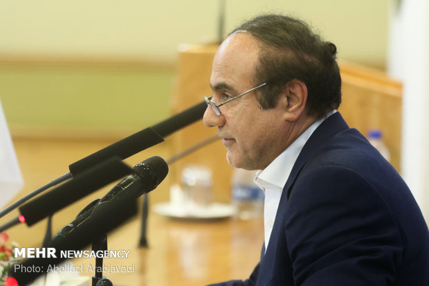 نشست خبری رئیس کل بیمه مرکزی