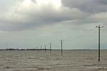 هشدار هواشناسی نسبت به مواج شدن دریای خزر و خلیج فارس