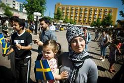 گزارشی از وضعیت ایرانیان مقیم سوئد/ چالش مهاجران با احزاب افراطی